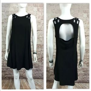 Free People Black Dress Size Medium Sleeveless